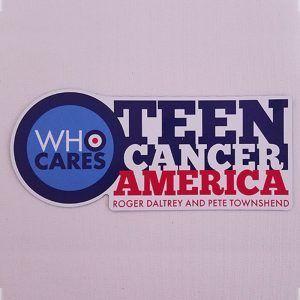 Teen Cancer America Magnet