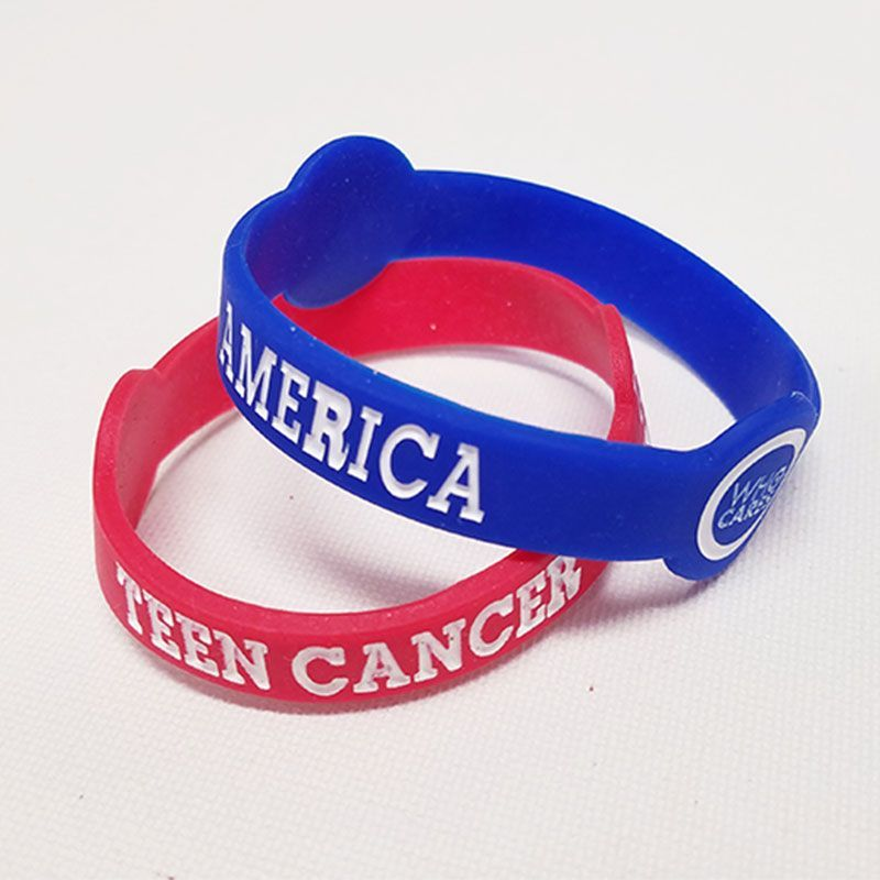 Teen Cancer America The Who Wristband