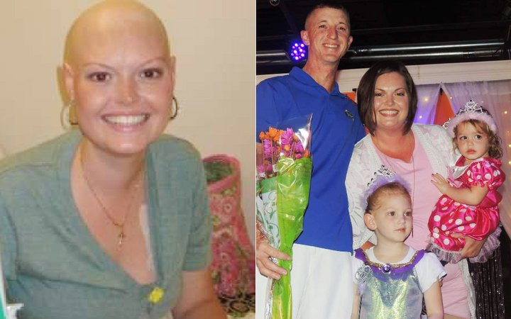 Rachell Moodie was diagnosed with breast cancer in 2009 and underwent a round of IVF to freeze embryos before undergoing cancer treatment. She now has two daughters with her husband.